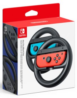 Joy Con Pair Wheel