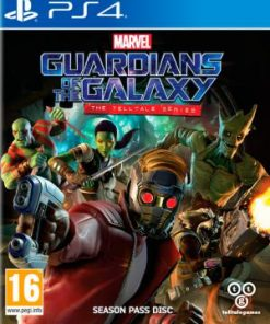 PS4 Marvels's Guardians Of The Galaxy infomark.hr