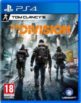 PS4 Tom Clancys The Division