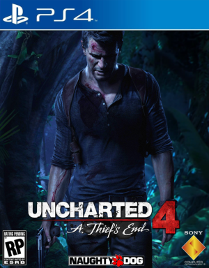 PS4 Uncharted 4 A Thiefs End