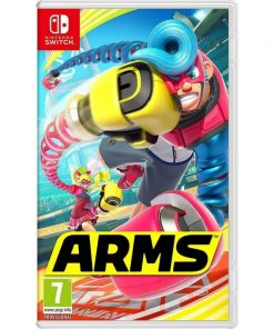 nintendo switch-arms