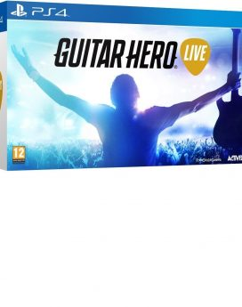 PS4 Guitar Hero Live 5