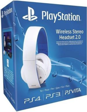 PS4 Sony Wireless Headset
