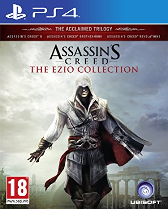 PS4 Assassins Creed The Ezio Collection