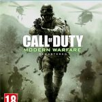 PS4 Call Of Duty Modern Warfare Remastered