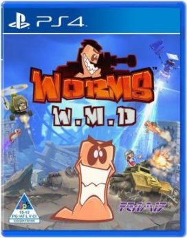 PS4 Worms W.M.D