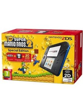 Nintendo 2ds+ Super Mario Bros 2