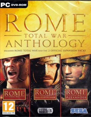 PC Rome Total War Anthology