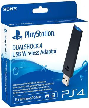 PS4 Dualshock 4 USB Wireless Adaptor