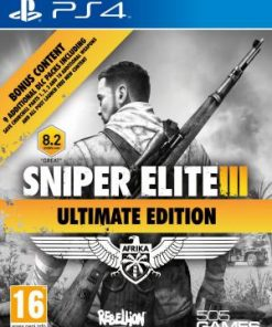 Sniper Elite 3- Ultimate Edition