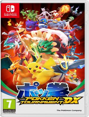 Nintendo Switch Pokken