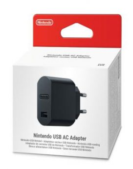 Nintendo Switch Snes USB AC Adapter