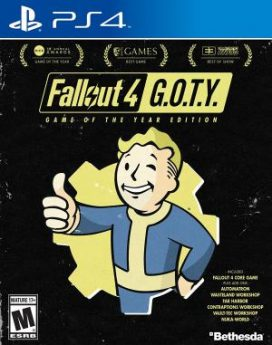 PS4 Fallout 4 GOTY