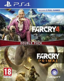 PS4 Far Cry Primal and Far Cry 4