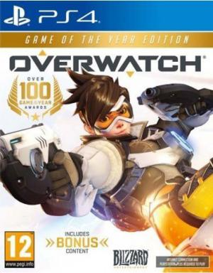 Overwatch Origins Game Of the Year Edition