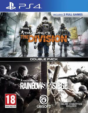 PS4 Tom Clancy Siege + Division