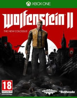 XBOX1 Wolfenstein 2: The New Colossus