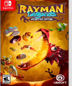 Nintendo Switch Rayman Legends
