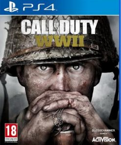 PS4 Call of Duty WW2