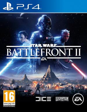 PS4 Star Wars: Battlefront 2