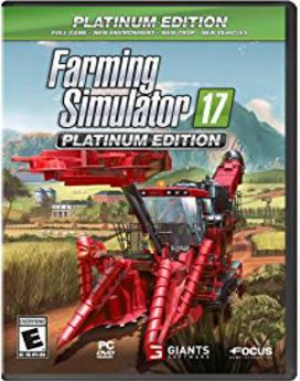 PC Farming Simulator 2017 Platinum Edition
