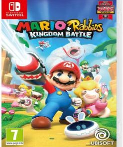 NS Mario + Rabbids: Kingdom Battle