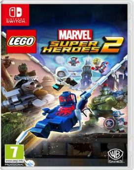 Nintendo Switch Lego Marvel Superheroes 2