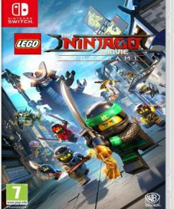 Nintendo Switch Lego Nininjago