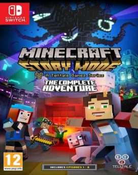 Nintendo Switch Minecraft: Story Mode