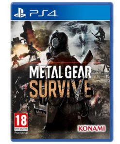 PS4 Metal Gear Solid Survive