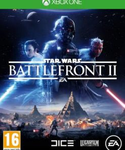 XBOX1 Star Wars Battlefront 2