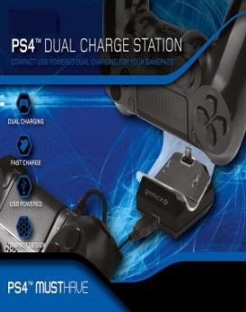 ps4 dualshock charger