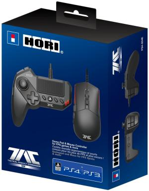 PS4 Hori Mouse and Gamepad
