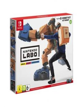 Nintendo Switch Labo Toy-Con 02 Robo Kit