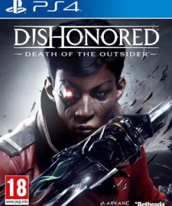 PS4 Dishonored Death To The Outsider