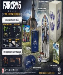 PS4 Far Cry 5 Father Collection Edition infomark.hr