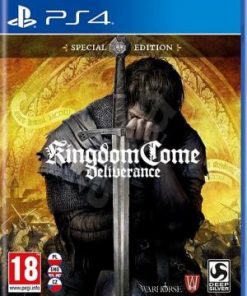 PS4 Kingdom Come Deliverance Special Edition