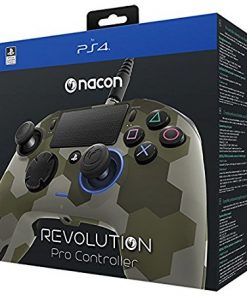 PS4 Nacon Revolution Controller Pro Camo Green