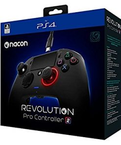 PS4 Nacon Revolution Pro Controller V2 Black
