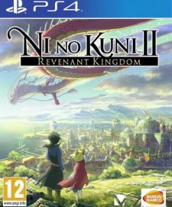 PS4 Ni No Kuni II- Revenant Kingdom -infomark.hr