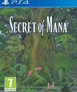 PS4 Secret Of Mana