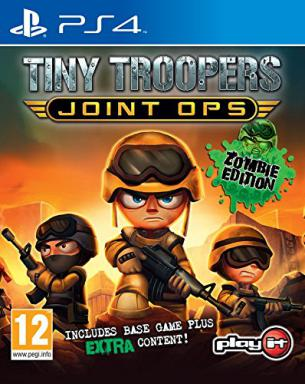 PS4 Tiny Troopers Tiny Ops infomark