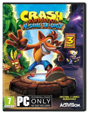 PC Crash Bandicoot
