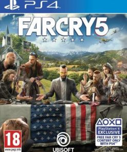PS4 Far Cry 4