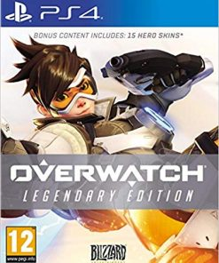 PS4 Overwatch Origins Legendary Edition