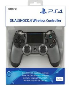 PS4 Sony Dualshock Controller Steel Black