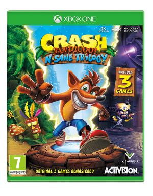 XBOX1 Crash Bandicoot
