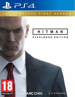 PS4 Hitman Professional Complete Season 1