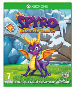 XBOX1 Spyro Reignited Trilogy
