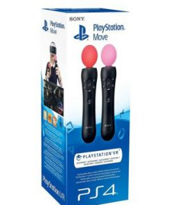 PS4 Move Kontroleri - Twin pack
